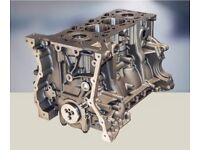 Reconditioned BLOCK : Ford engine block for 2.4 / 2.2 tdci Transit 85 -140 bhp jxfa / p8fa Vehicles