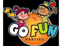 Stress Free Children's Party Packages – Your Child is the Star! (3-7 years)