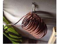 Copper Chiller for Homebrew £25