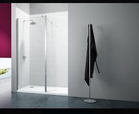 Merlyn shower screen / wall series 8