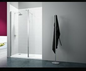 Merlyn shower screen/ wall series 8
