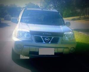 Nissan Xtrail 2002- Ti Luxury-auto - Selling With REGO and RWC Chadstone Monash Area Preview