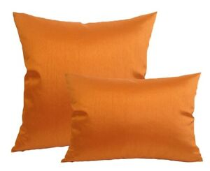 Solid Euro Shams / Pillow Covers / Throw Pillow Covers / Decorative Pillow Cover