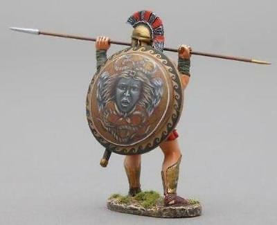 THOMAS GUNN ANCIENT GREEKS & PERSIANS SPA010J SPARTAN THRUSTING WITH SPEAR MIB