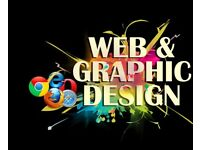 Web Graphic / Website Design / LOGO / Poster / Brochure / Card / Flyer / Visiting Card / Catalogues