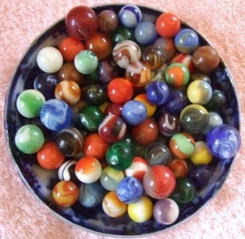 Vintage Marble Collection Ebay