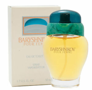 Baryshnikov perfume Eau De Toilette Spray 1.7 FL.oz / 50 ML Women New in Box