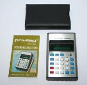 Alter Taschenrechner