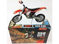 New Ray Toy 1:12 KTM EXC-F 350 2014 Enduro Xmas Gift Model Toy Bike
