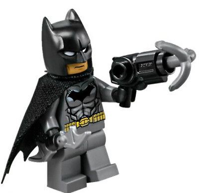 Used, NEW LEGO BATMAN MINIFIG figure minifigure gotham cycle chase 76053 dc comics toy for sale  Shipping to Nigeria