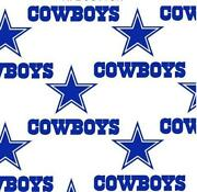 Dallas Cowboys Fabric