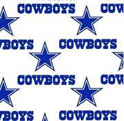 Dallas Cowboys Fabric