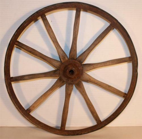 Antique Baby Buggy Wheel Ebay
