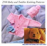 Childrens Hat Knitting Patterns