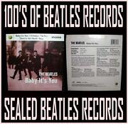Beatles 45 Records