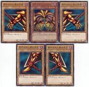 Yugioh Exodia Cards