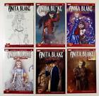 Anita Blake Comic Book Collections