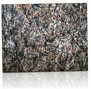 Jackson Pollock Print