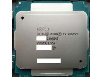 INTEL XEON E5-2683 V3 (14 Cores/ 28 Threads)