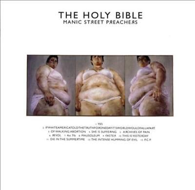 MANIC STREET PREACHERS - THE HOLY BIBLE [20TH ANNIVERSARY EDITION] NEW CD