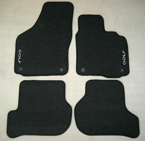 Car Floor Mats Vw Golf Ebay
