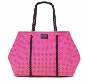 Victoria Secret Sport Perforated Gym Tote Bag