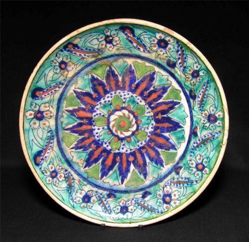 Persian Pottery Ebay