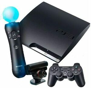 ps3 move editiion. 320gig,, new in box