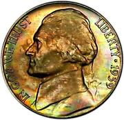 1939-S Jefferson Nickel, BU