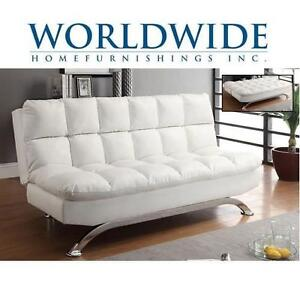 NEW WORLDWIDE CONVERTIBLE SOFA - 128951942 - SOFA BED WHITE SUSSEX