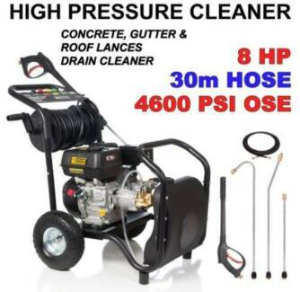 NEW !! 4,600 PSI Bbt-Jet 777 PRESSURE WASHER Kippa-ring Redcliffe Area Preview