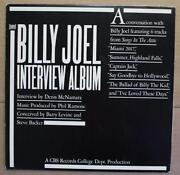 Billy Joel Promo