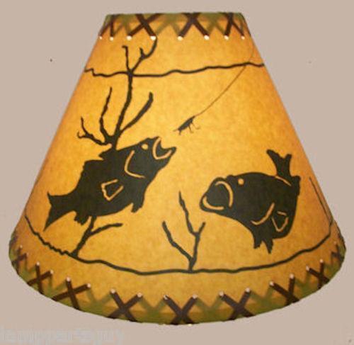 Fish Lamp Shade Ebay