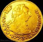 1/2 Escudo Gold