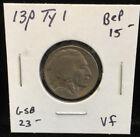 Business Uncertified 1913 Year US Buffalo Nickels (1913-1938)