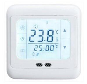 Underfloor heating thermostat ebay digital underfloor heating thermostat asfbconference2016 Images