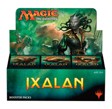 MTG IXALAN Booster Box Factory Sealed FREE SHIPPING!