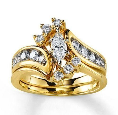 diamond wedding ring set jewelers wedding ring ebay 3519
