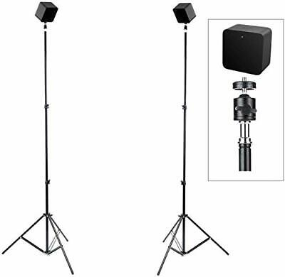 Skywin - Virtual Reality Tripod Mount Compatible with SteamVR 2.0  - (2 Pack)