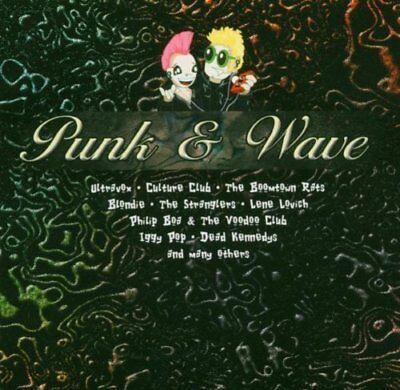 Punk & Wave (15 tracks, 2005, BMG) | CD | Ultravox, Haircut 100, Blondie, Sof..., usado comprar usado  Enviando para Brazil