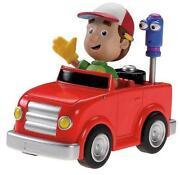 Handy Manny Truck