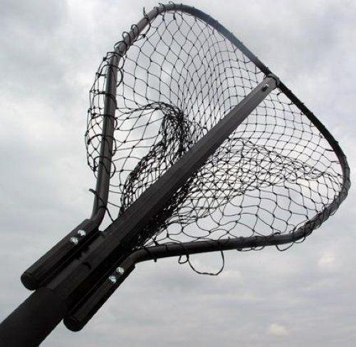 Large landing net fishing ebay for Fishing landing net