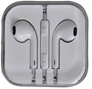 Apple Headphones with Mic