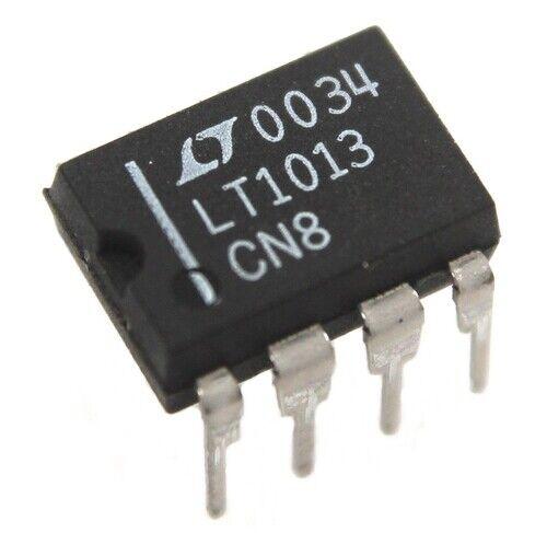 LT1013CN8 Linear Tech, Operational Amplifier,