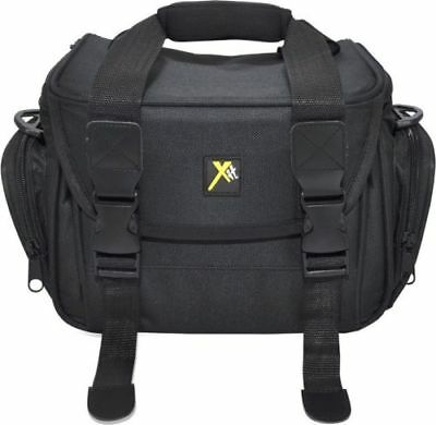 Panasonic Dslr Camera - Padded Camera bag Case for Nikon Canon Pentax Sony Olympus Panasonic DSLR Camera