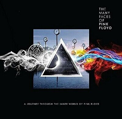 MANY FACES OF PINK FLOYD 3 CD NEU SMITH HURRICANE/PINK ANDERSON/CLARE