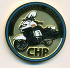 Motorcycle Challenge Coin