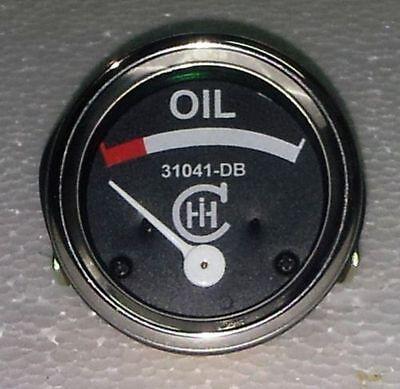 Oil Pressure Gauge Fits Farmall Ih F20 F30 Special Low Pressure
