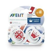 Avent Soothers