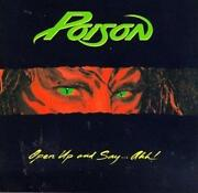 Poison Open Up CD